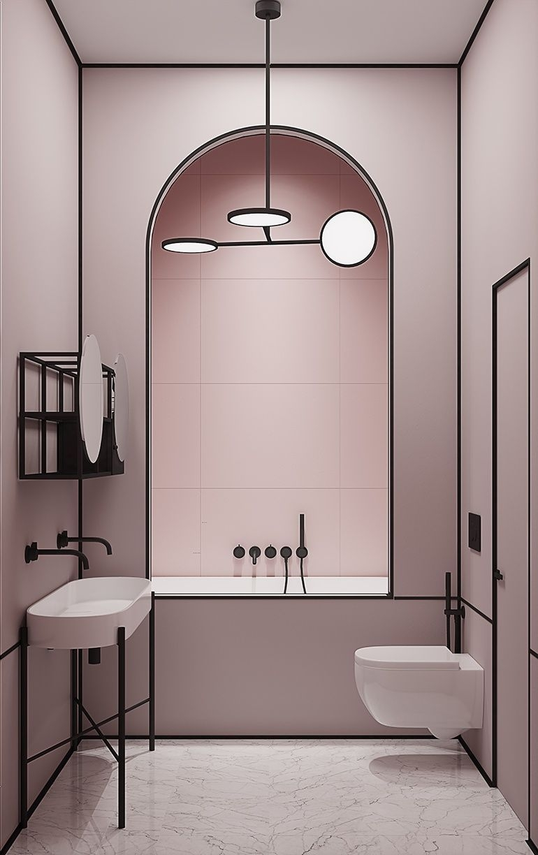 10 Questions With Harry Nuriev  Bathroom Interior