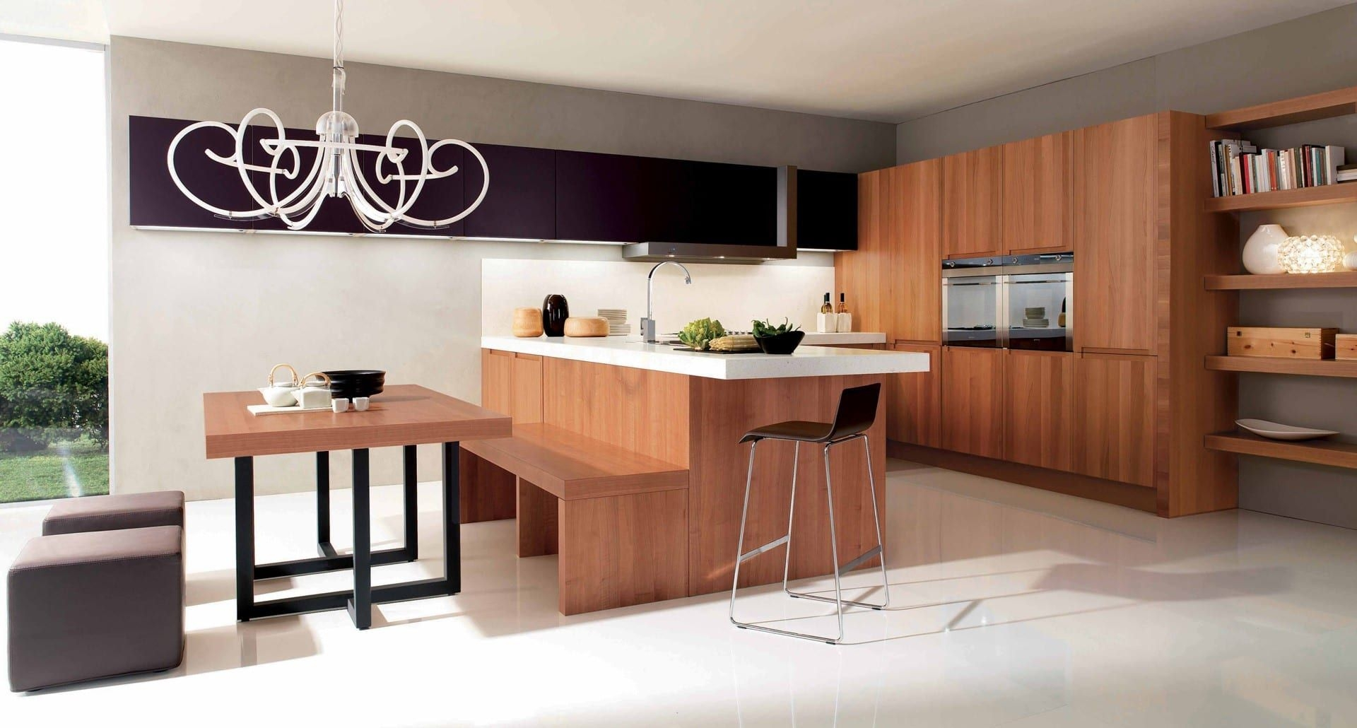 15 Amazing Modern Kitchendining Rooms  European Kitchen Center