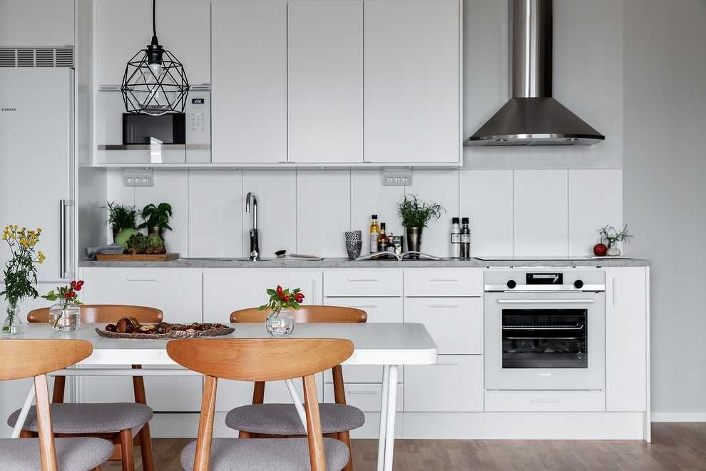 18 Minimalist Scandinavian Kitchen Designs That Will Brighten Your Day