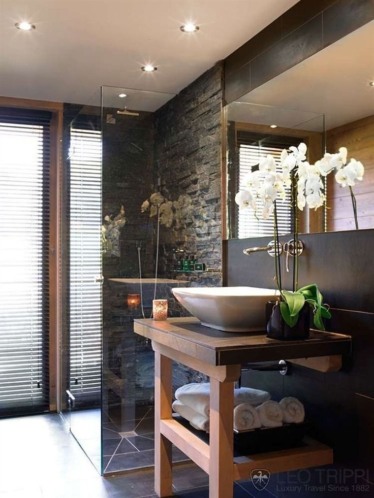 19 Best Zen  Therapeutic Bathroom Decor Images On Pinterest  Bathroom Zen Bathroom And Bathrooms