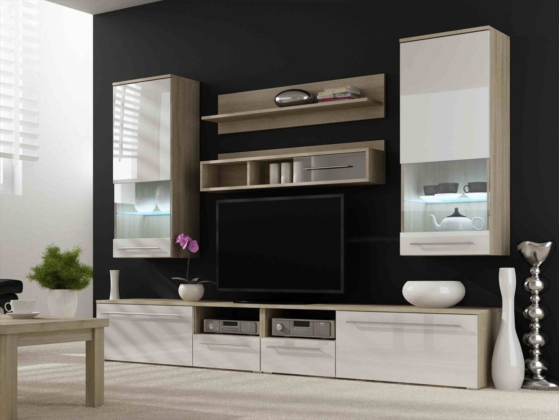 20 Modern Tv Unit Design Ideas For Bedroom  Living Room With Pictures  Youme And Trends