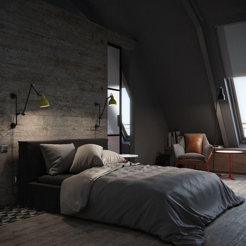 22 Bachelor'S Pad Bedrooms For Young Energetic Men  Bachelor Pad Bedroom Young Mans Bedroom
