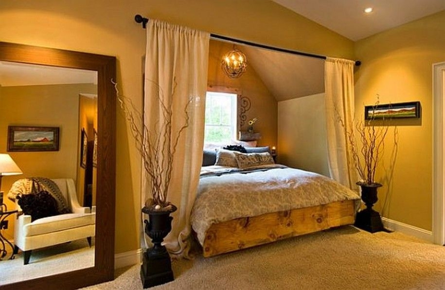 35 Rustic Bedroom Design For Your Home – The Wow Style