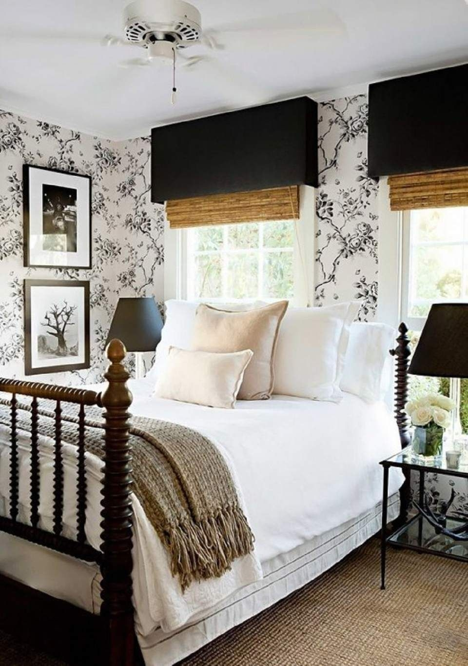 50 Decorating Ideas For Farmhousestyle Bedrooms