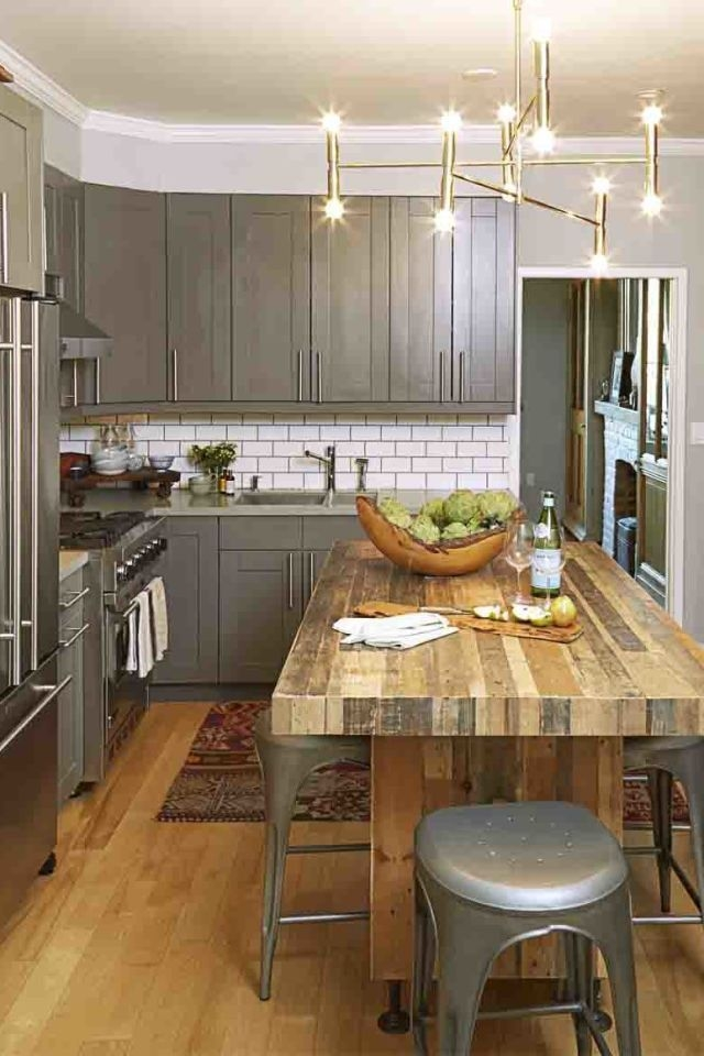 60 Ways To Fall Back In Love With Your Kitchen  Small Kitchen Tables Condo Kitchen Small
