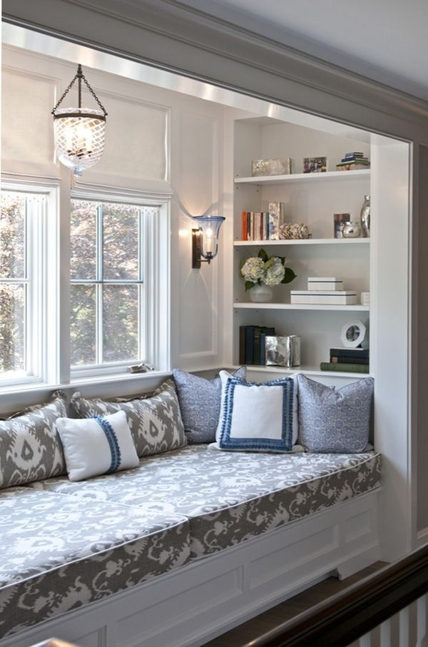63 Incredibly Cozy And Inspiring Window Seat Ideas  Window Seat Kitchen Home Home Decor