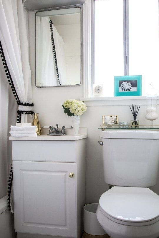 7 Style Secrets From Rental Bathrooms That You Can't Spot As Rentals  Rental Bathroom Rental