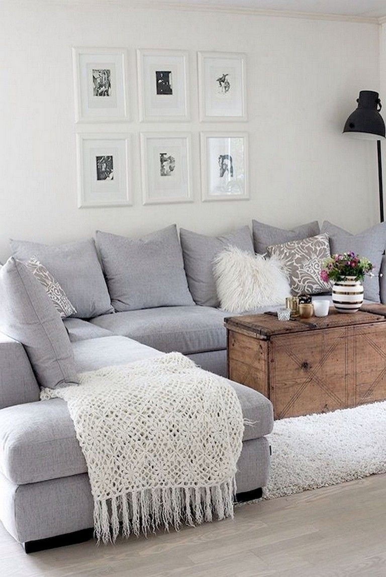 72 Cozy  Simple Rental Couple Apartment Decorating Ideas  Small Apartment Living Living Room