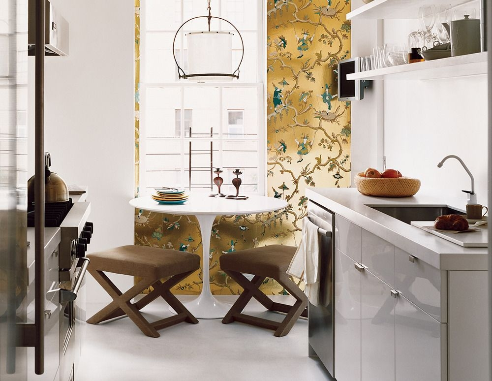 8 Amazing Small Kitchen Decorating Ideas  Huffpost