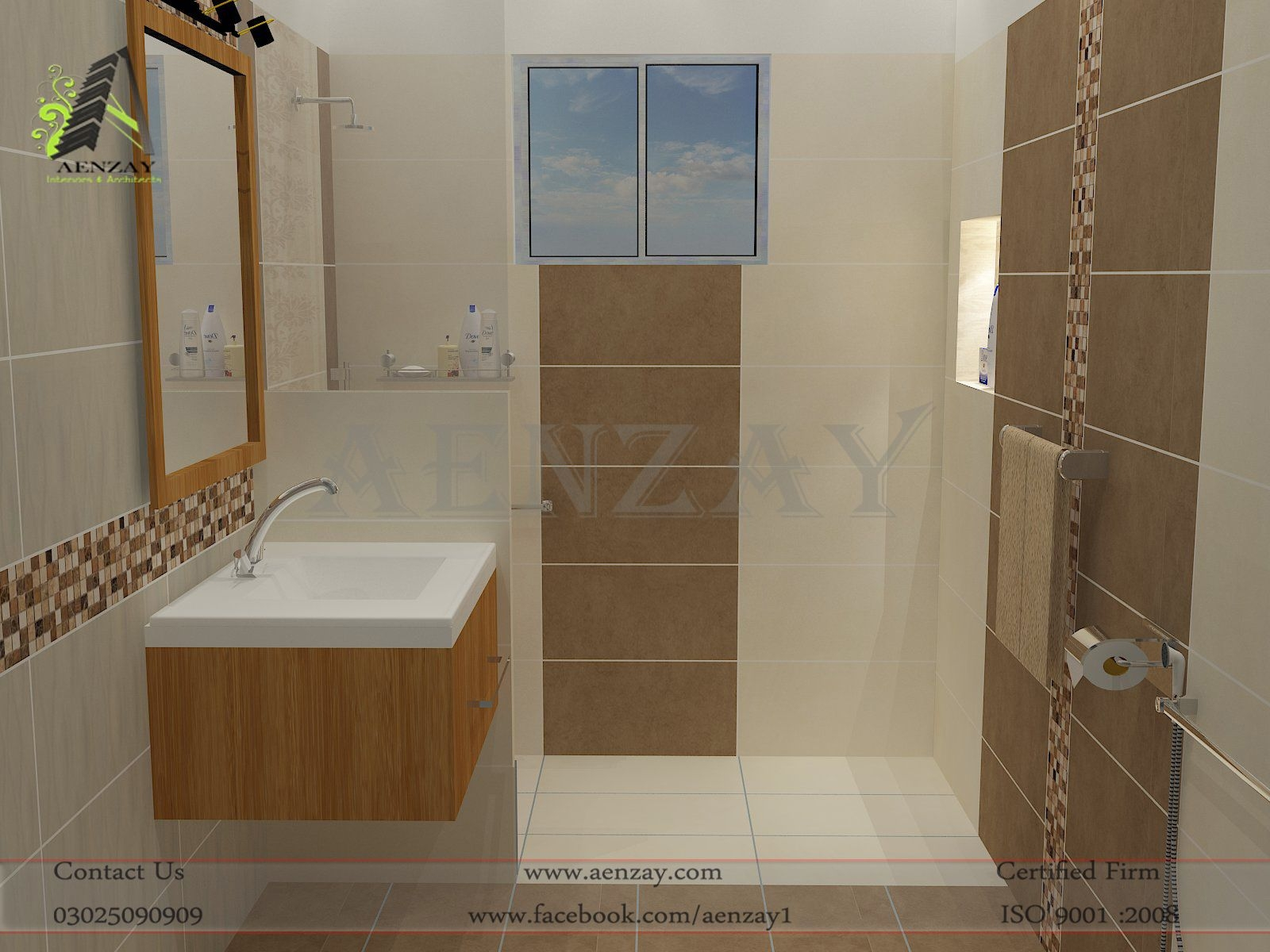 Aenzay Interiors  Architecture  Is High Profile Company In Pakistan With Strong Experience In