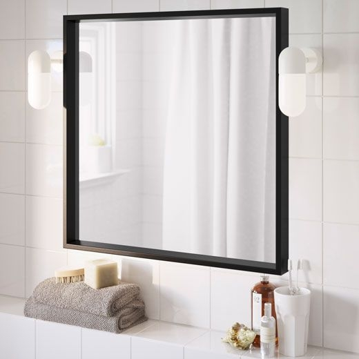 Bathroom Mirrors  Vanity Mirrors  Mirrors With Lights  Ikea