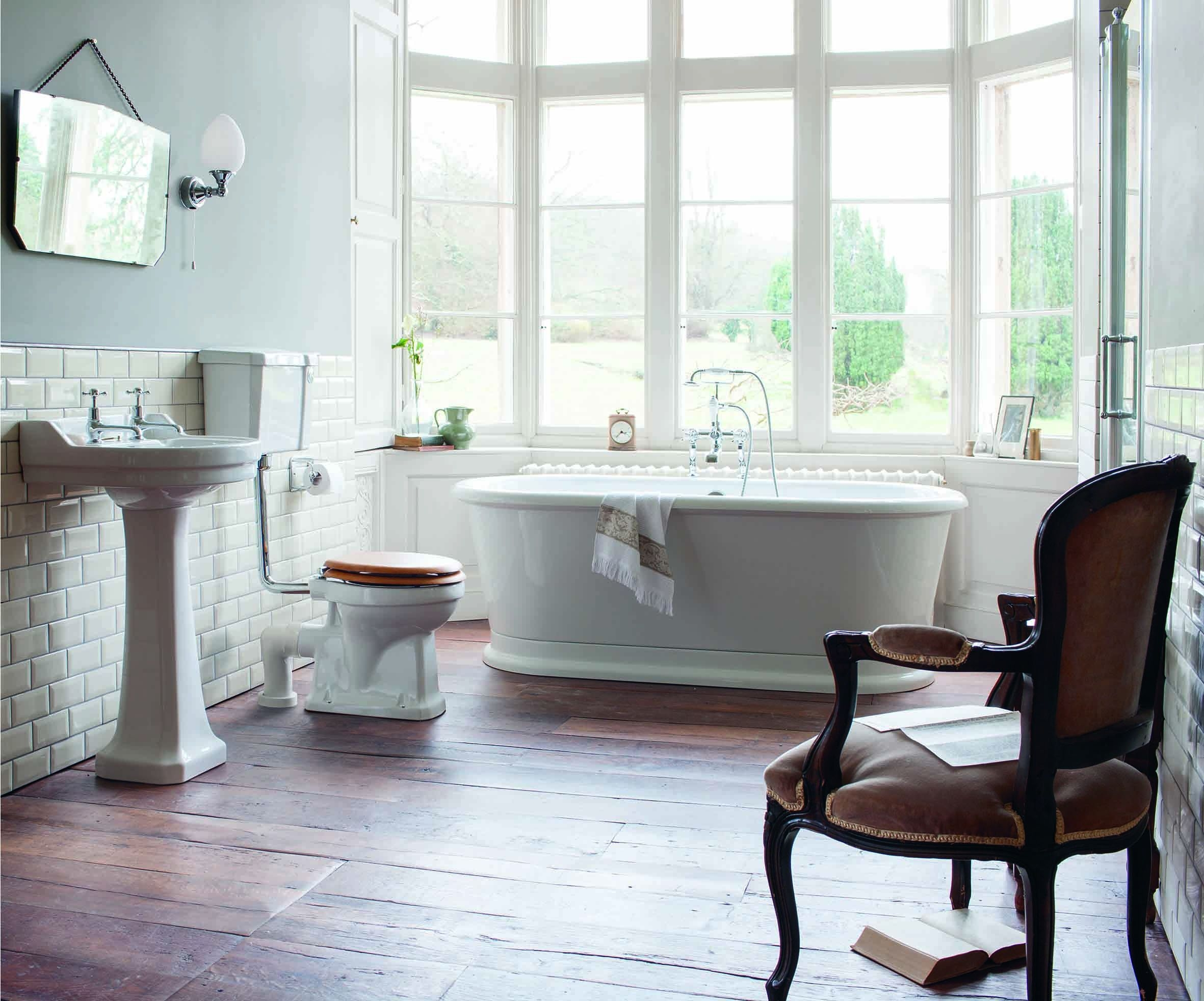 Beautiful Washroom Accessories For A Traditional Bathroom  The English Home