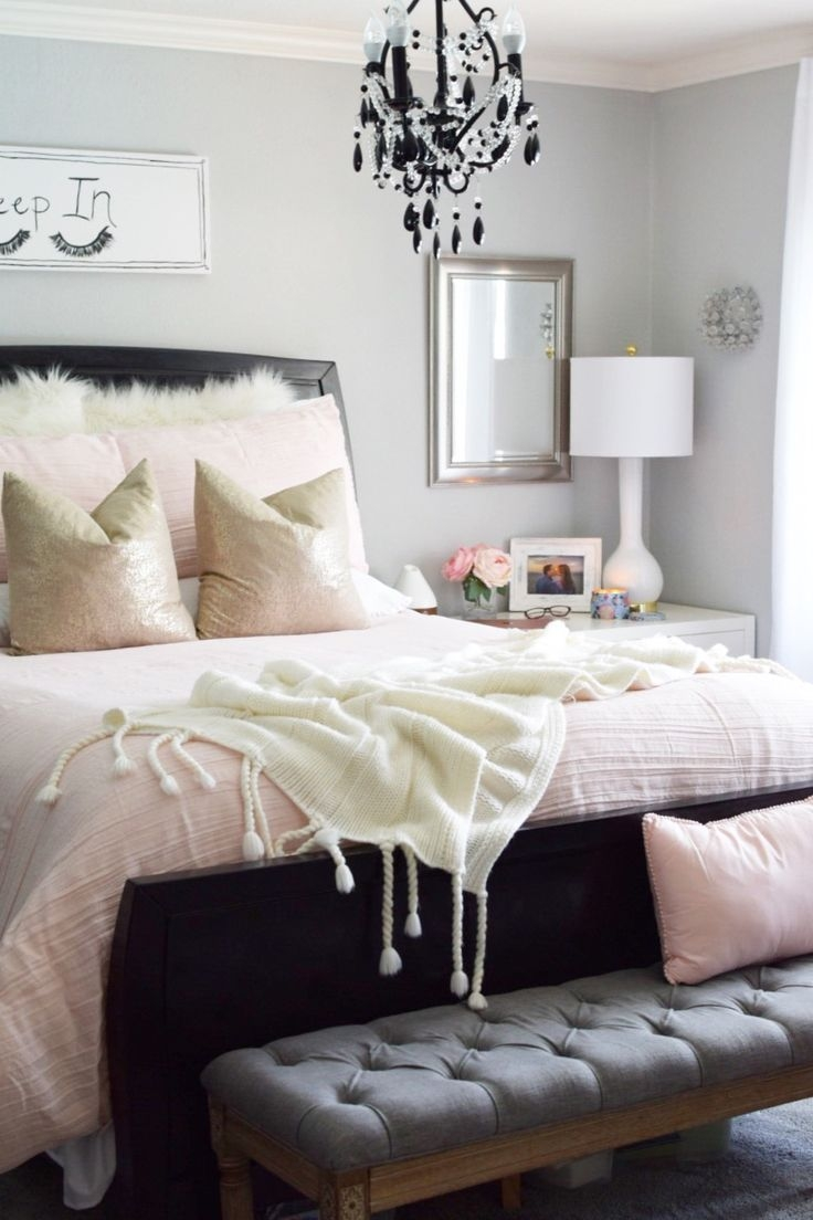 Best 25 Blush Bedroom Decor Ideas On Pinterest  Blush Pink Bedroom Blush Bedroom And Pink
