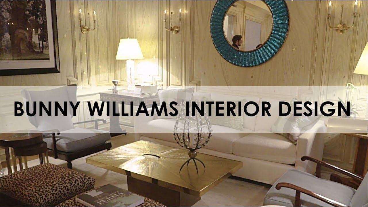 Bunny Williams Talks Living Room Essentials  Youtube