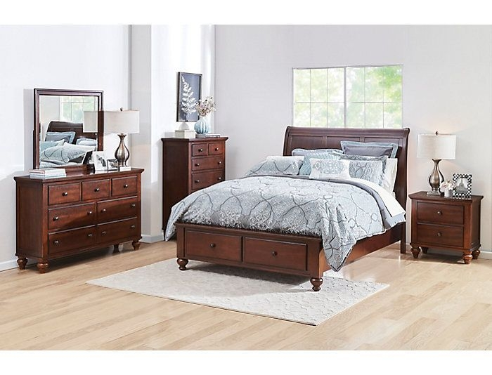 Chatham 5 Piece Queen Bedroom Set  Outlet At Art Van With Images  Bedroom Sets Queen King