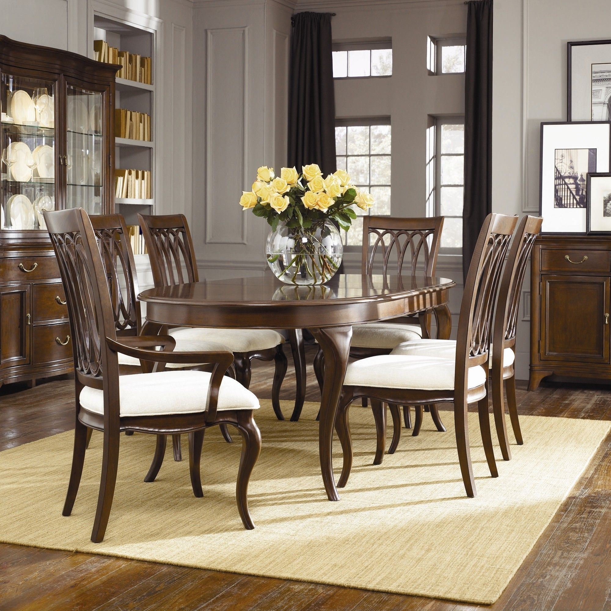 Cherry Grove New Generation 7 Piece Dining Set  Wayfair  Dining Room Sets Traditional Dining
