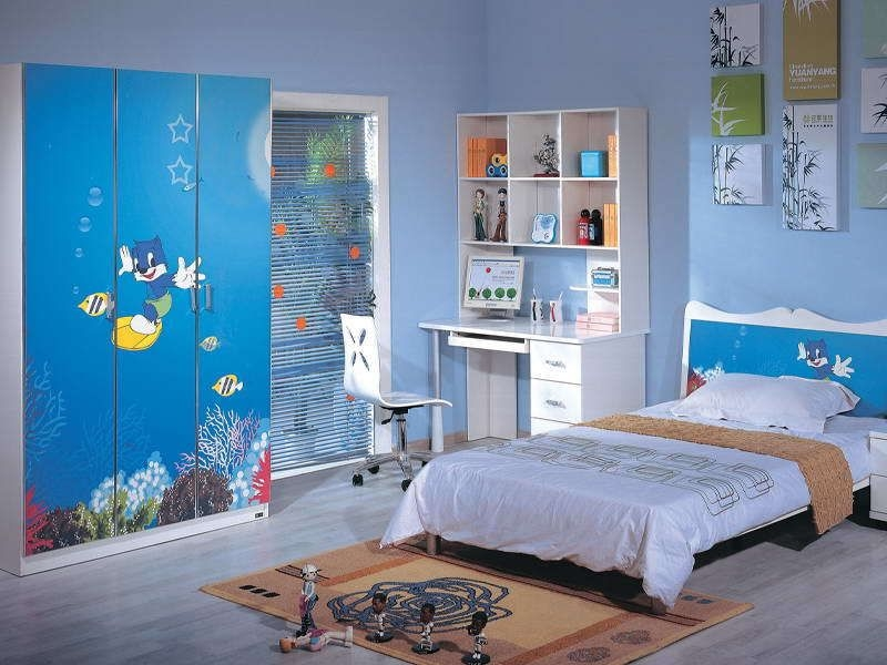 China Children Furniture Bedroom Set Kids Furniture Childrens Furniture Baby Furniture