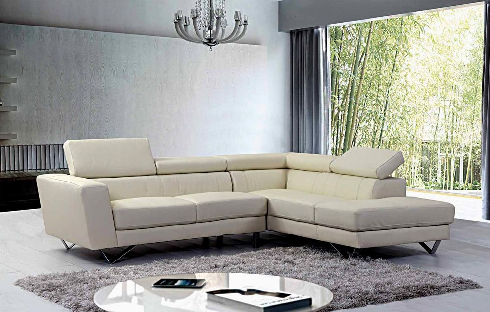 Cream L Shaped Sofa Ch Furniture Peru L Shaped Sofa In Cream 1 846 00  Thesofa