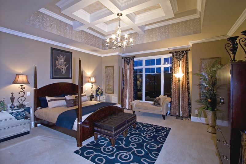 Custom Master Bedrooms Drawnstuder Residential Designs Inc