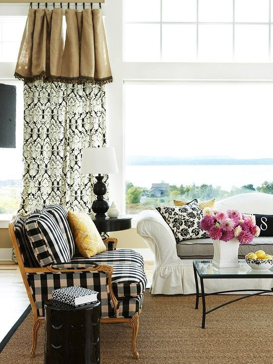 Décor 101 How To Mix And Match Patterns The Right Way  Betterdecoratingbiblebetterdecoratingbible