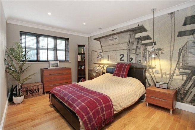 Decor Young Man'S Bedroom