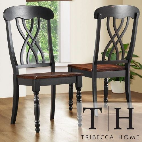Dining Chairs On Sale – Looking For Dining Chairs This Country Black Dining Chair Set Of 2