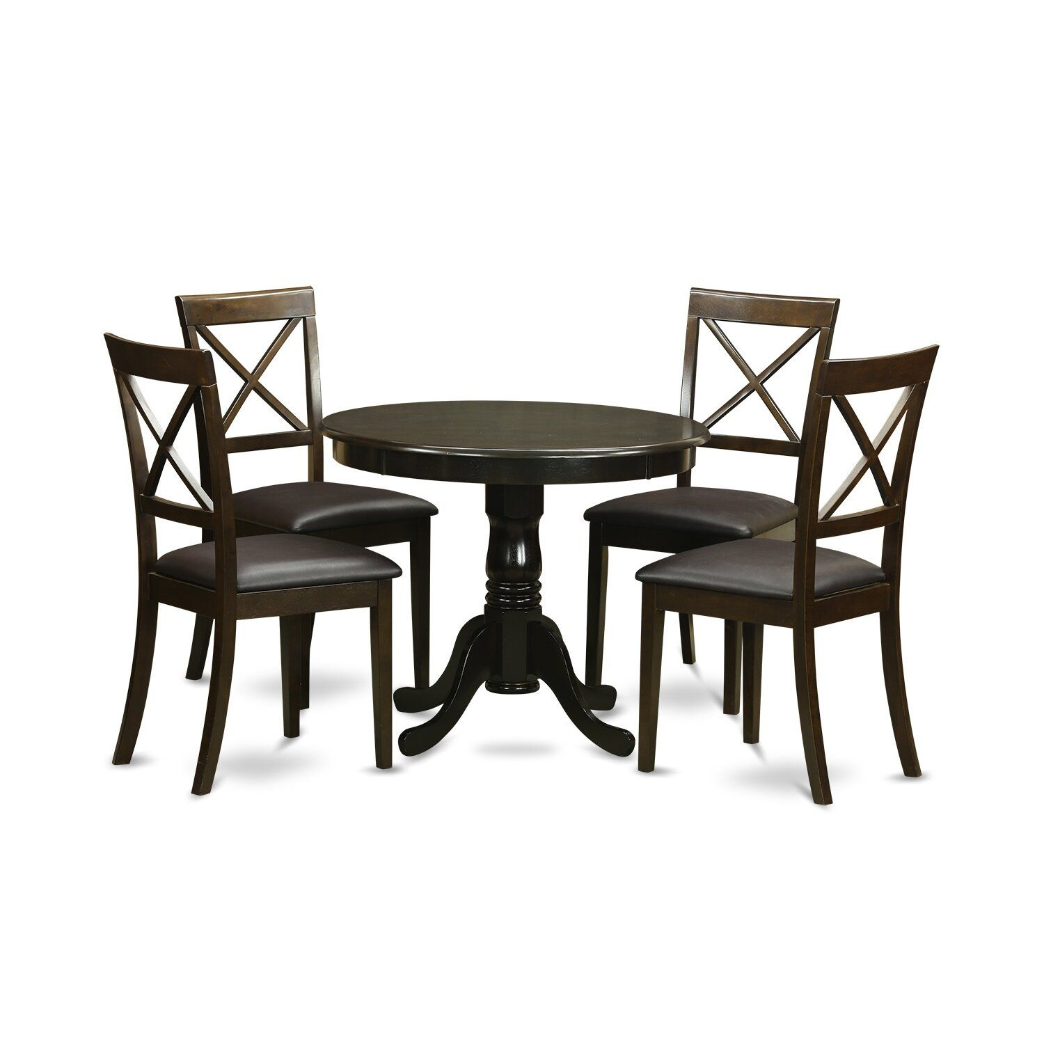 East West 5 Piece Dining Set  Reviews  Wayfair