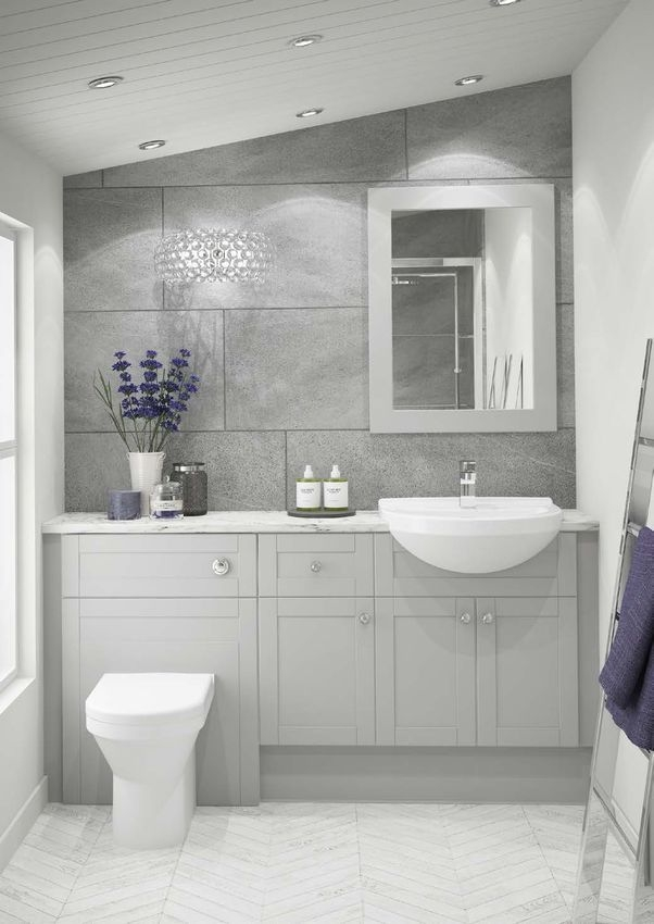 Fitted Bathroom Furniture 2018
