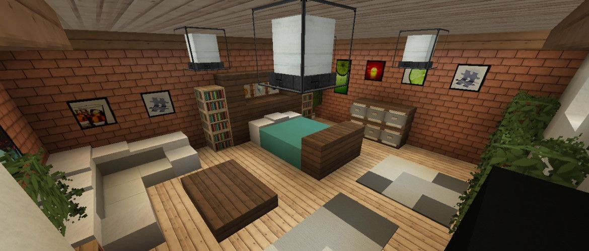 Five Interior Builds You Might Have Missed  Minecraft
