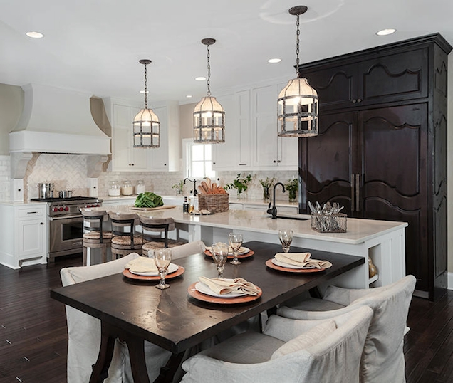 Five Ultimate Kitchen Pendant Lighting Ideas  Kitchen Cabinet Kings
