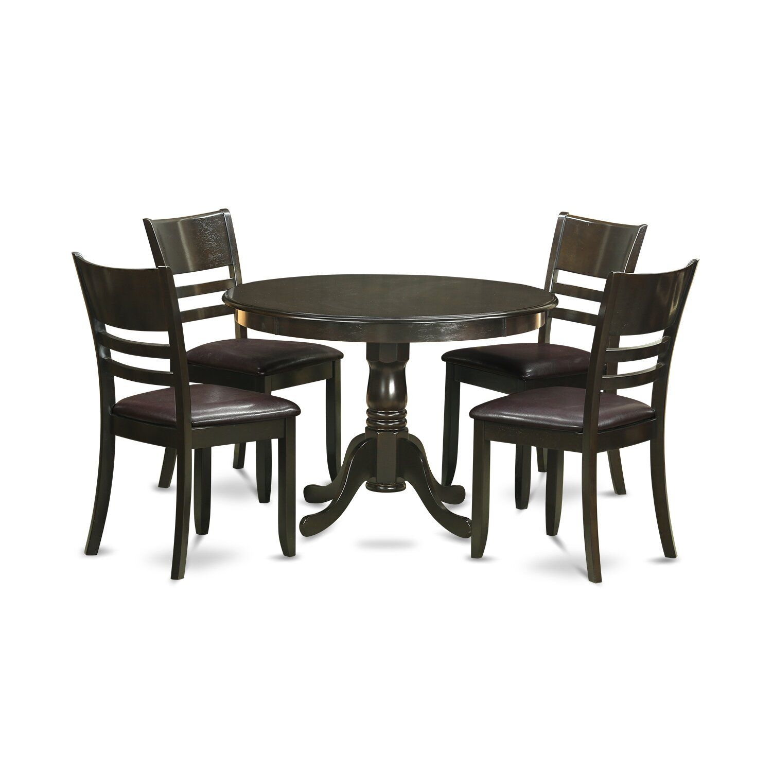Hartland 5 Piece Dining Set  Wayfair