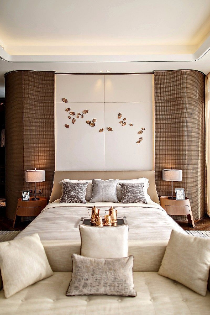 Incredible White Master Bedroom Interior Design  Luxurious Bedrooms Master Bedroom Interior