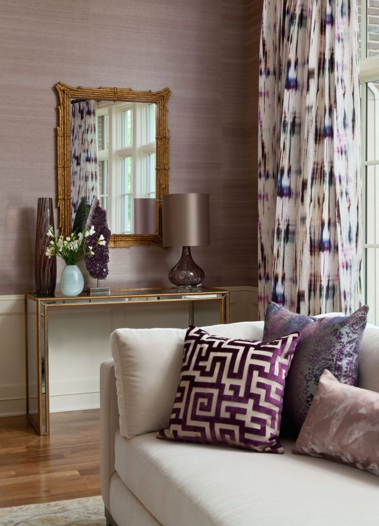 Inspirations  Ideas 7 Pro Tips On Mixing Patterns In Decorandrea Schumacher  Inspirations