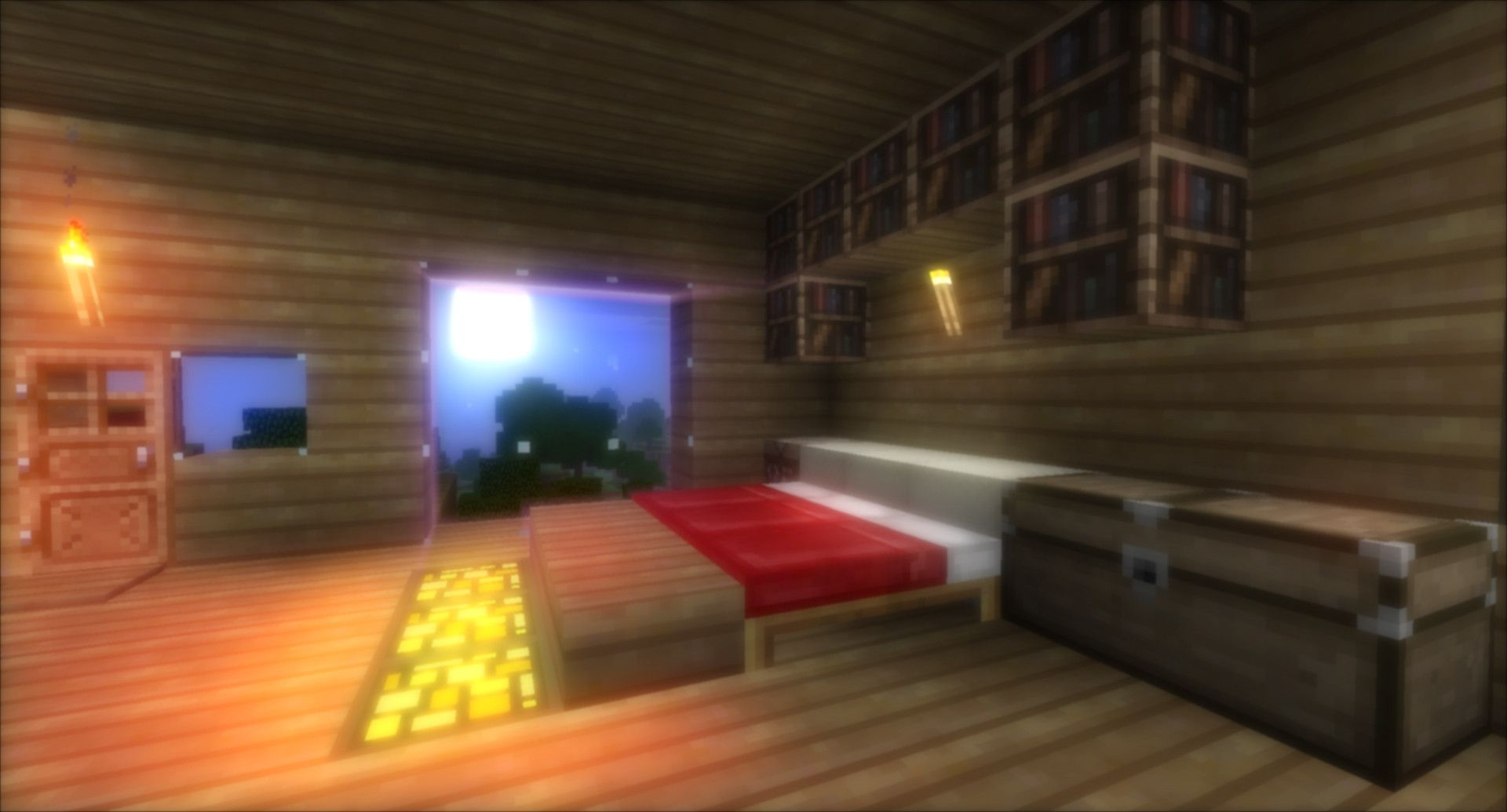 Interior Design Ideas Updated 29 Sept 11  Screenshots  Show Your Creation  Minecraft Forum