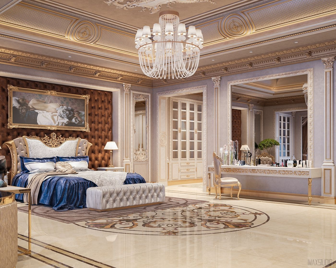 Luxury Master Bedroomsfamous Interior Designers With Images  Luxury Bedroom Master