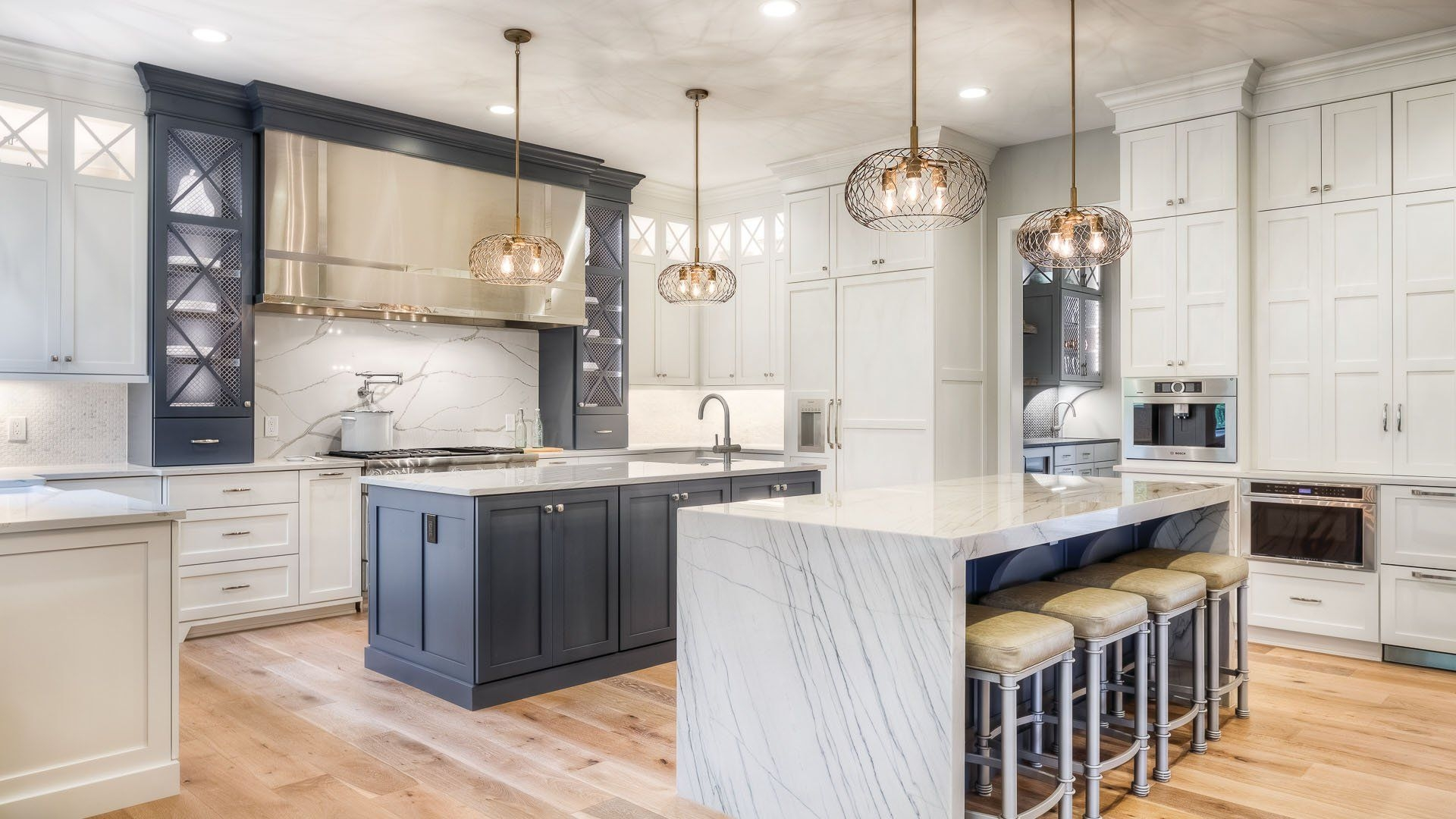 Modern Farmhouse  Kichler Lighting