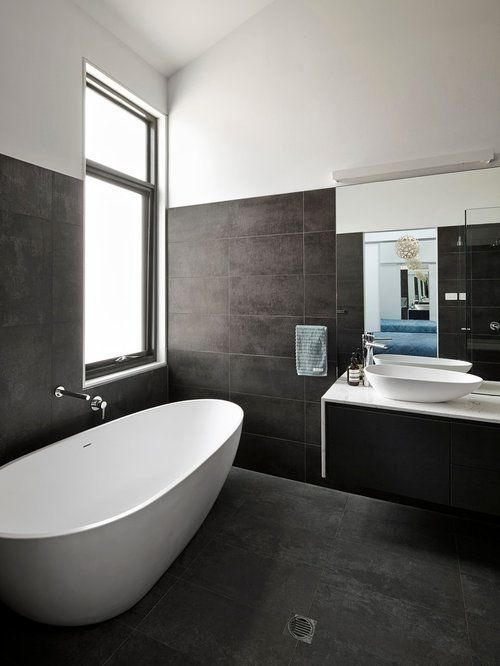 Modern Half Bath Home Design Ideas Pictures Remodel And Decor