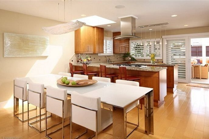 Modern Kitchen And Dining Room Ideas 2018  4 Home Ideas