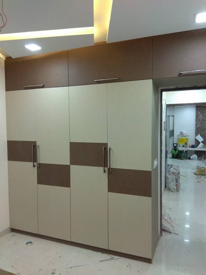 Modern Wall Wardrobe Design  Kumar Interior
