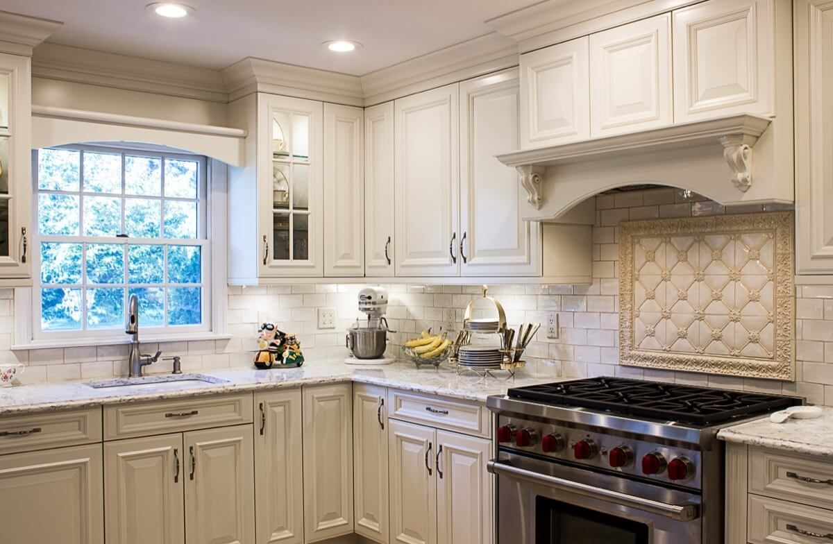 Nassau County Kitchens  Manhasset Kitchen  Remodel  Renovation