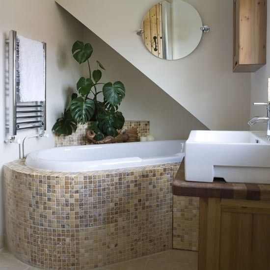 Naturalstyle Bathroom  Bathrooms  Bathroom Ideas  Image  Housetohomecouk