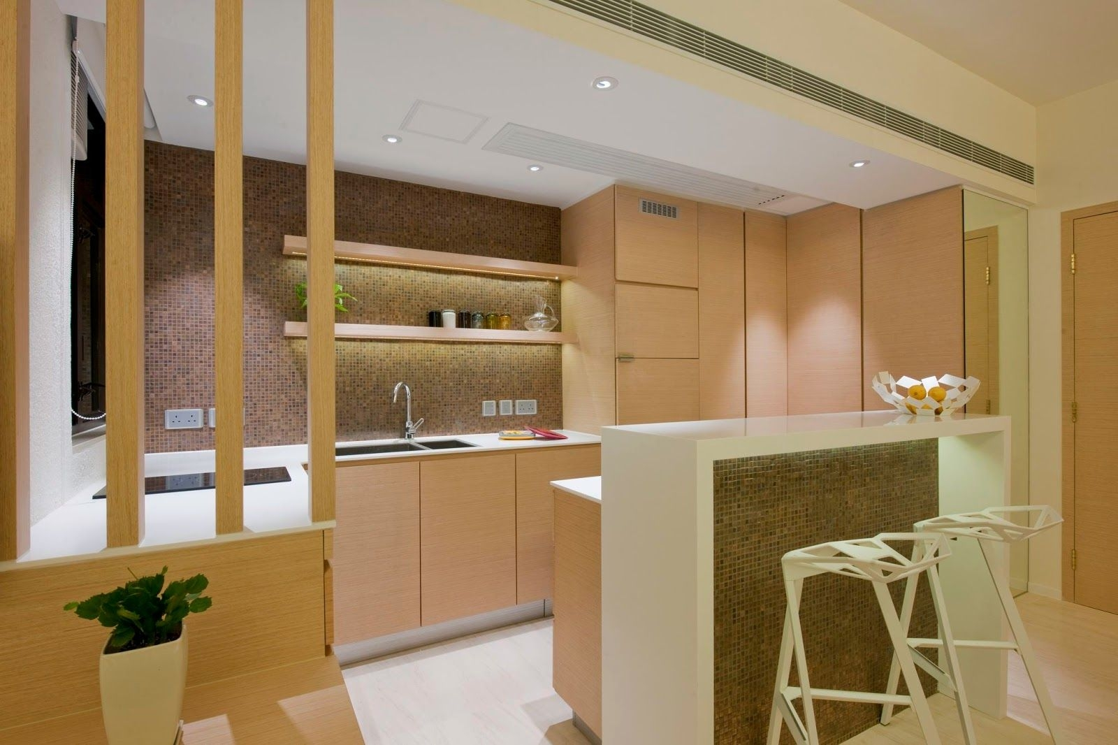 Open Kitchen Arch Design  Zion Star