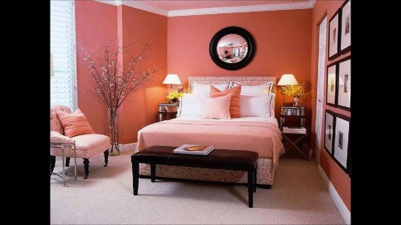 Peach Green Gray Girls Bedroom Decor Decorating Ideas For Little Girls Room  Youtube