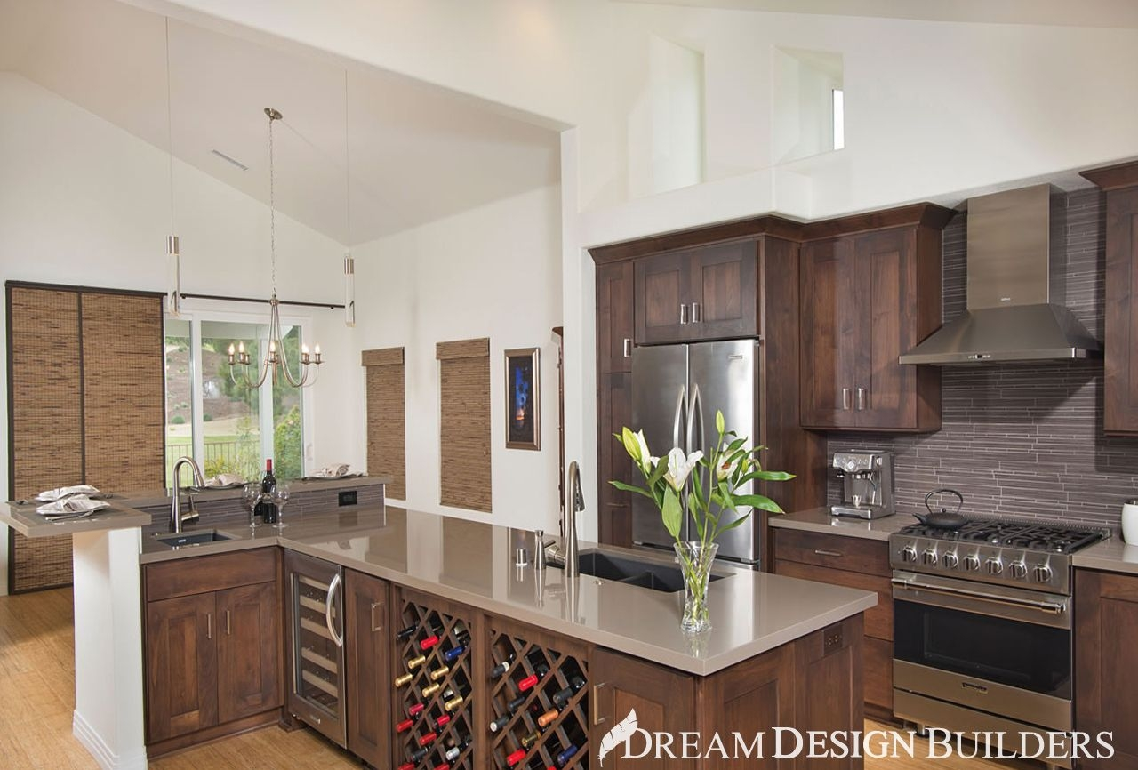 Rancho Bernardo Zen Kitchen Remodel San Diego County  Design Your Own Reality