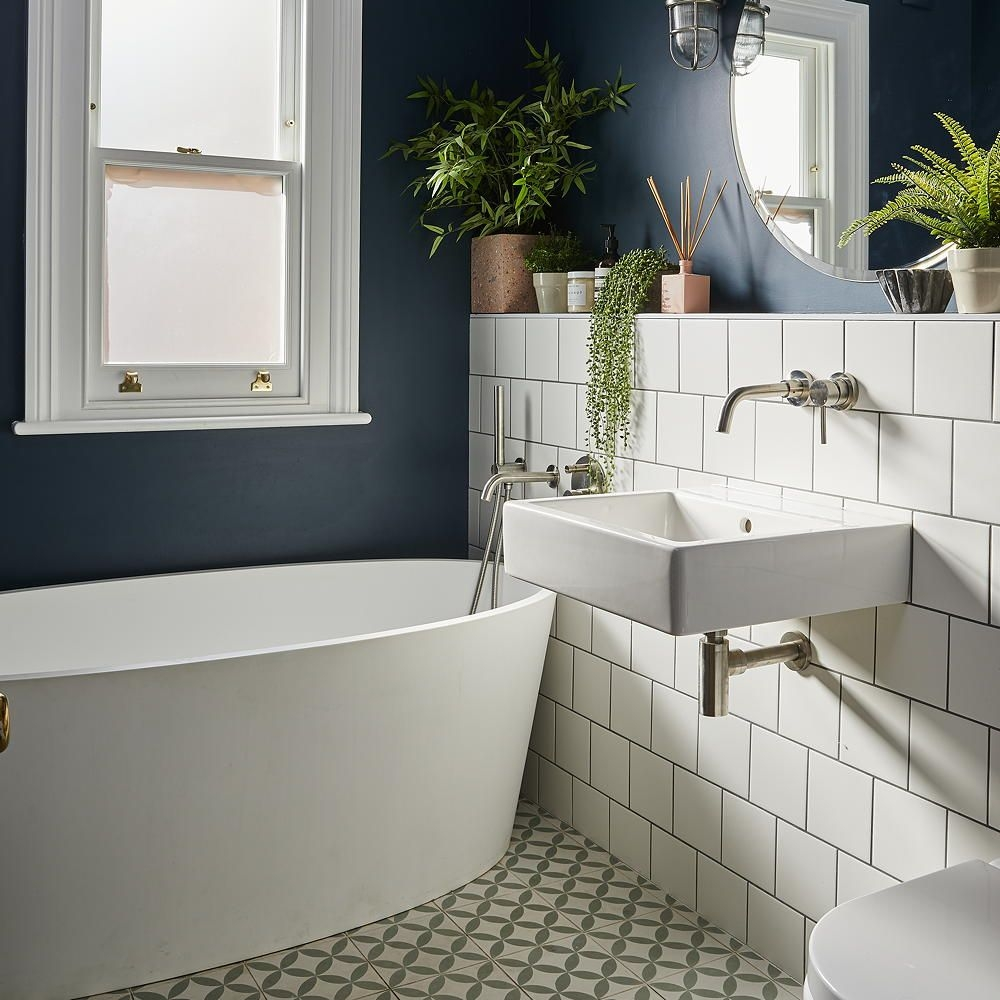 Small Bathroom Ideas – Small Bathroom Decorating Ideas On A Budget