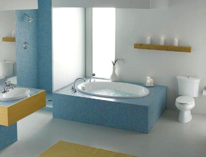 Soothing Zen Spa Bathroom  Design Bookmark 3582