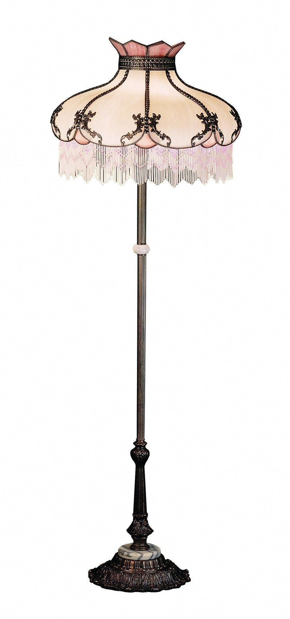 """Specifications Total Width 22"""" Total Height 64"""" Bulb Type Medium Bulb Wattage 60 Bulb"""