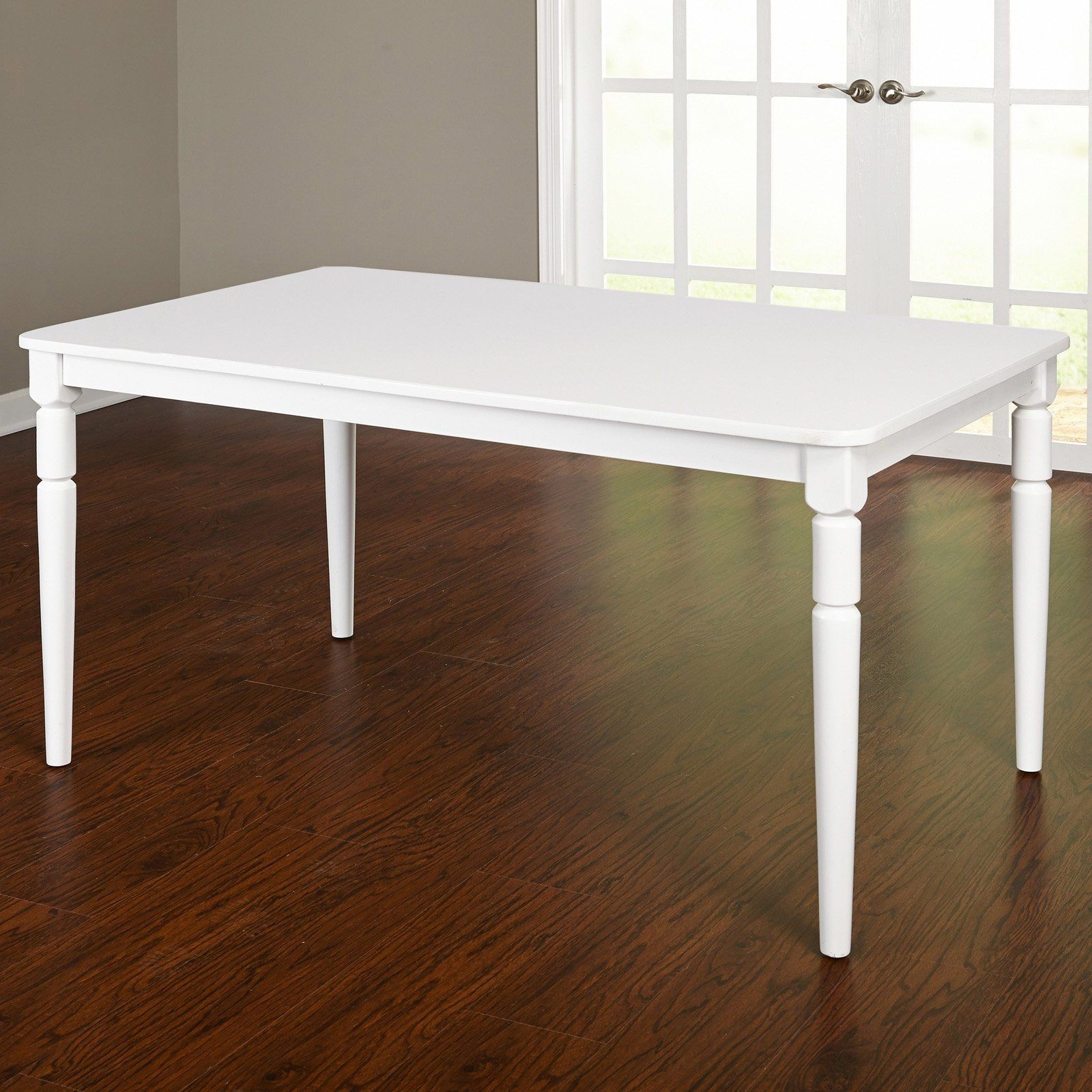 Target Marketing Systems Albury Dining Table  From Hayneedle  Dining Table Furniture
