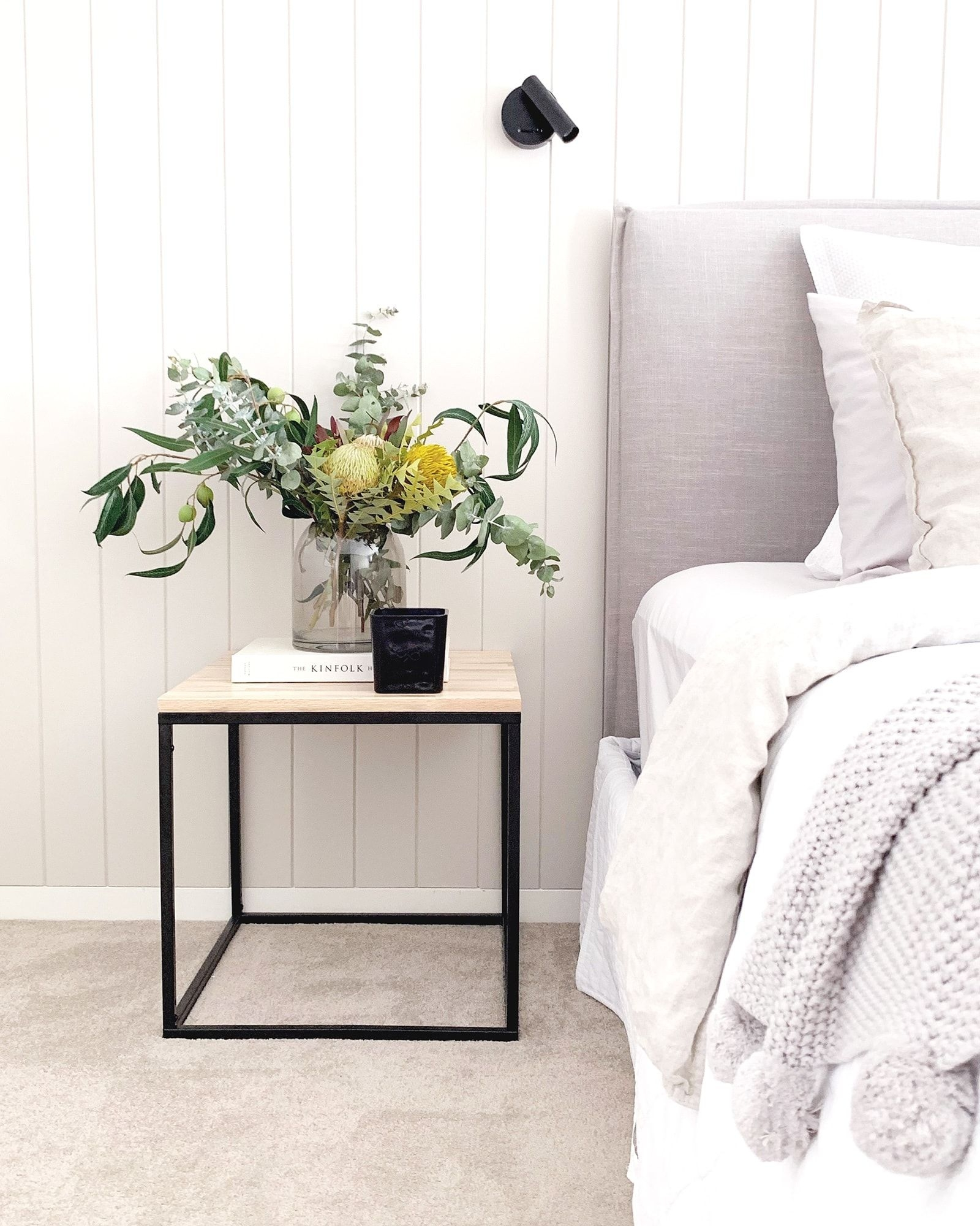 The Easiest Kmart Side Table Hack Ever  Tlc Interiors