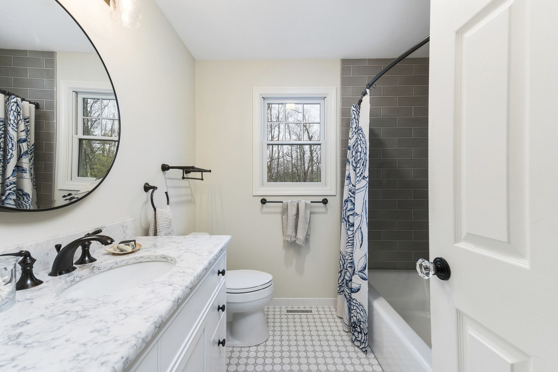 Timeless And Traditional Bathroom  Rhode Kitchen  Bath Design  Build